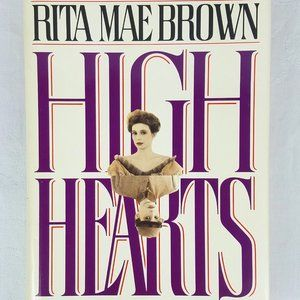 Other - High Hearts by Brown, Rita Mae 1st Edition Signed